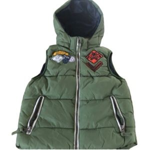 Other - LOGG puffer vest
